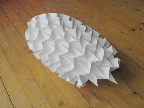 Origami Tessellation II 2009 400 X 600